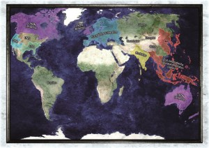 Nebenweit Karte