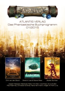 Atlantis Verlag Prospekt 01-2015 Deckblatt