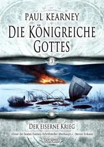 Paul Kearney - DIE KÖNIGREICHE GOTTES 3 - Front